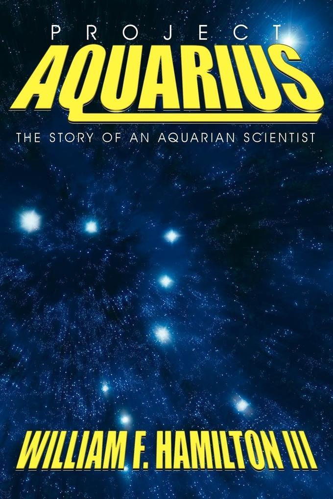 Project Aquarius als Taschenbuch