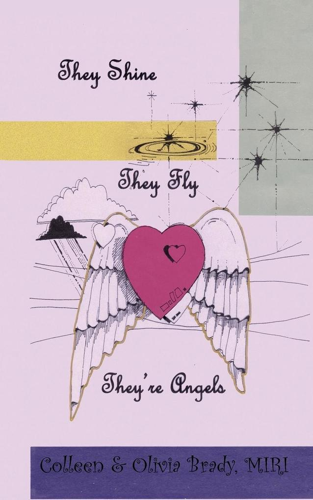 They Shine, They Fly, They're Angels als Taschenbuch