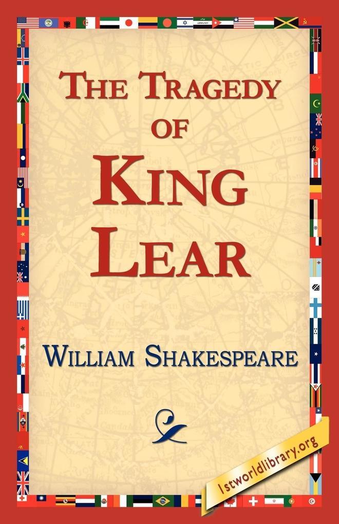 The Tragedy of King Lear als Taschenbuch