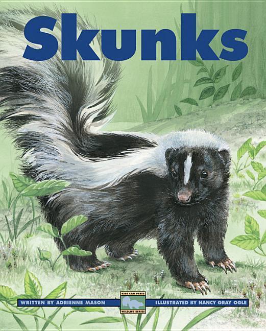 Skunks als Taschenbuch