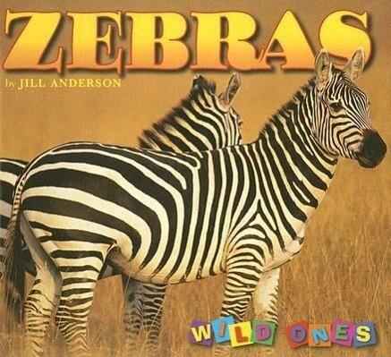 Zebras als Buch