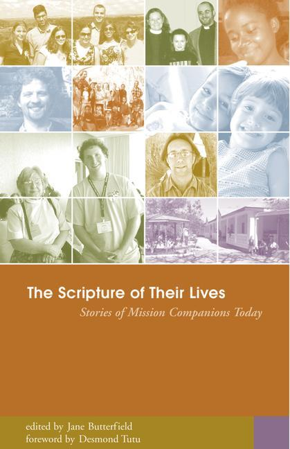 The Scripture of Their Lives: Stories of Mission Companions Today als Taschenbuch