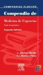 Compendio de medicina de urgencias als Taschenbuch