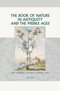 The Book of Nature in Antiquity and the Middle Ages