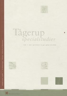 Tagerup Specialstudier als Buch