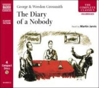 The Diary of a Nobody als Hörbuch
