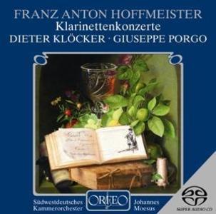 Klarinettenkonzert B-Dur/Sinf.Concertante 1/2 als CD