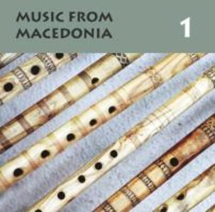 Music From Macedonia 1 als CD