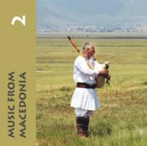Music From Macedonia 2 als CD