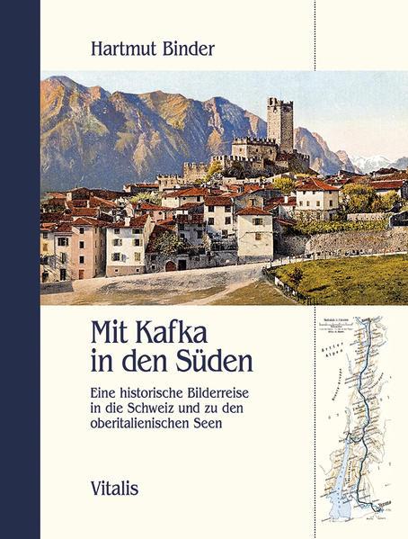 Mit Kafka in den Süden als Buch