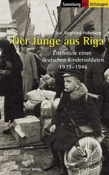 Der Junge aus Riga als Buch