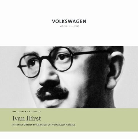 Ivan Hirst als Buch von Ralf Richter