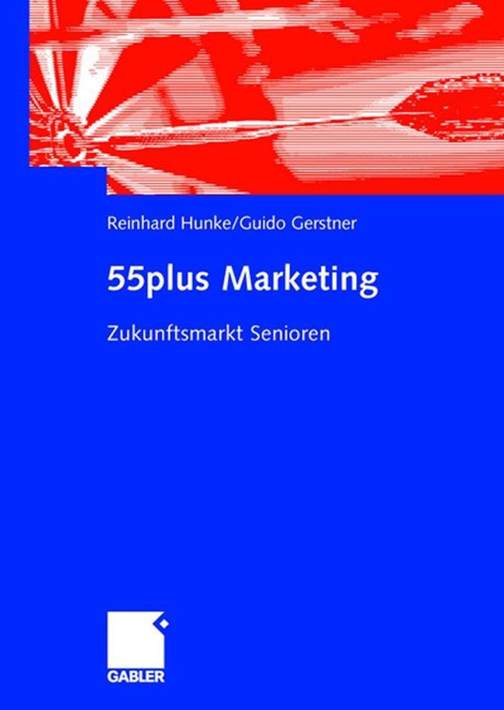 55 Plus Marketing als Buch
