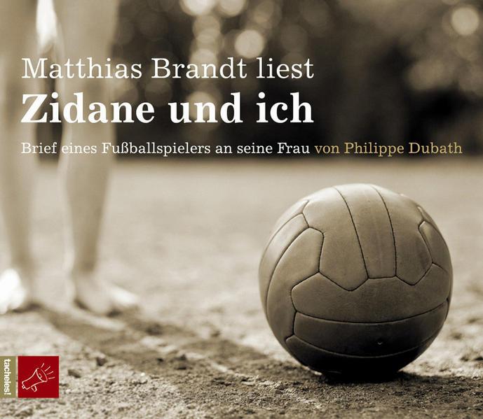 Zidane und ich. CD als Hörbuch