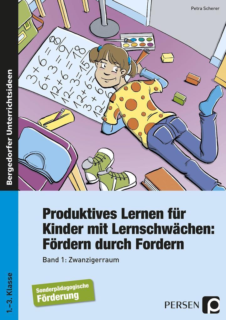 Produktives Lernen für Kinder mit Lernschwächen 1 als Buch