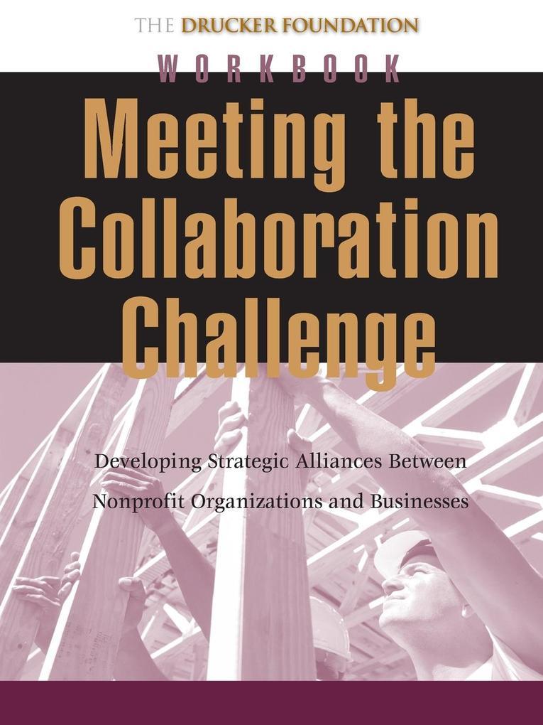 Meeting Collaboration Workbook als Taschenbuch