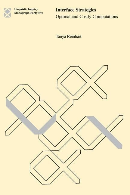 Interface Strategies: Optimal and Costly Computations als Buch