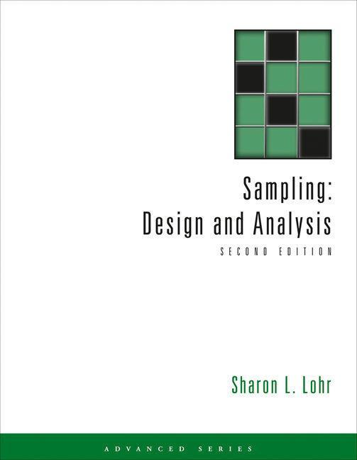 Sampling: Design and Analysis als Buch