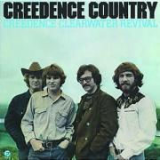 Creedence Country als CD