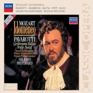 Idomeneo (GA) als CD