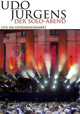 Udo Jürgens - Der Solo-Abend - Live am Gendarmenmarkt als DVD