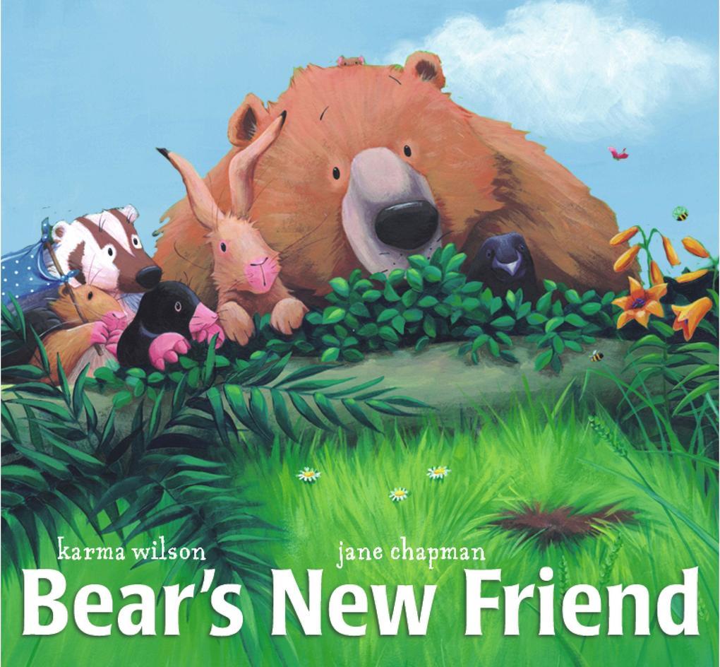 Bear's New Friend als Buch
