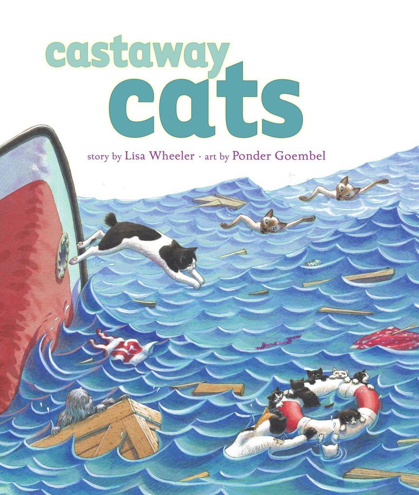 Castaway Cats als Buch