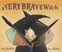 A Very Brave Witch als Buch