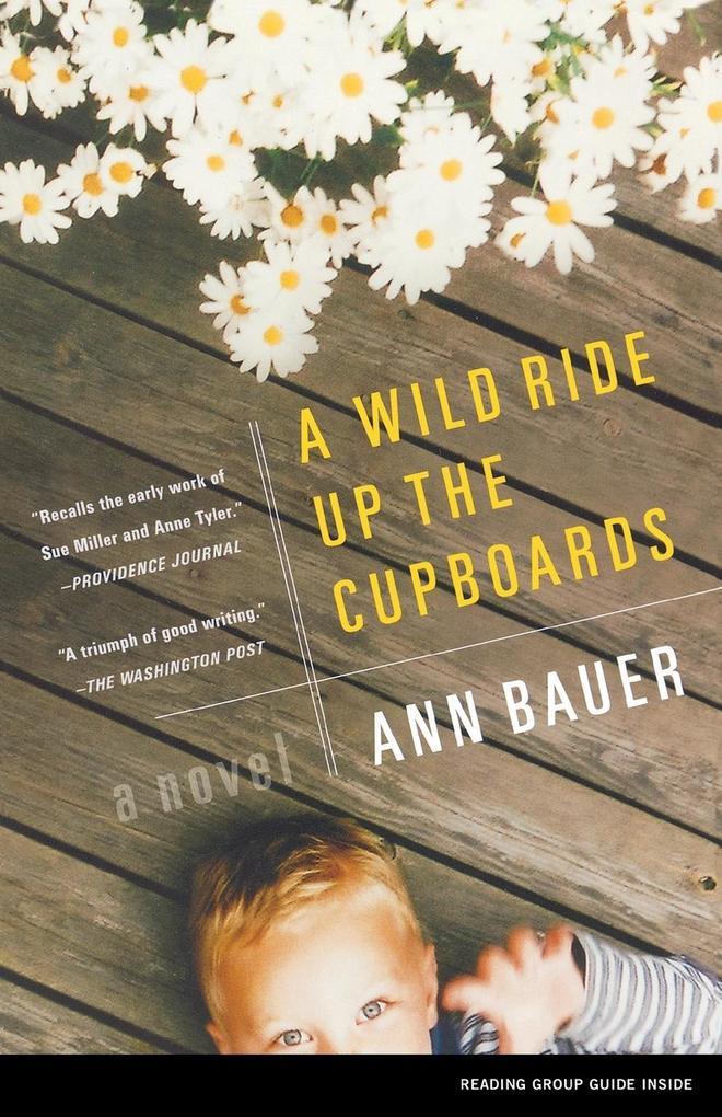 A Wild Ride Up the Cupboards als Taschenbuch