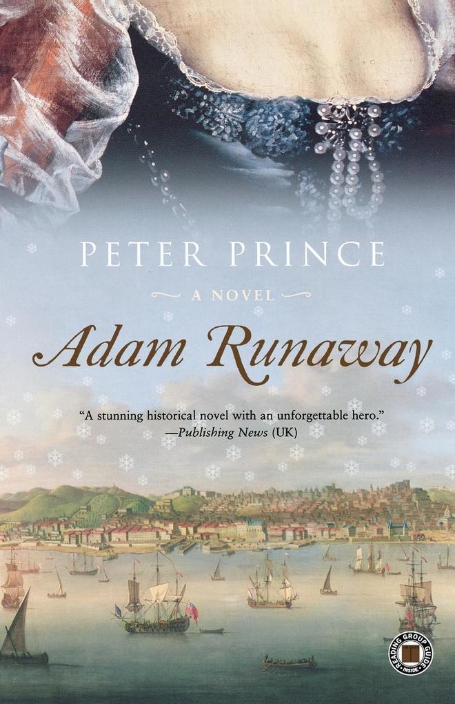 Adam Runaway als Taschenbuch