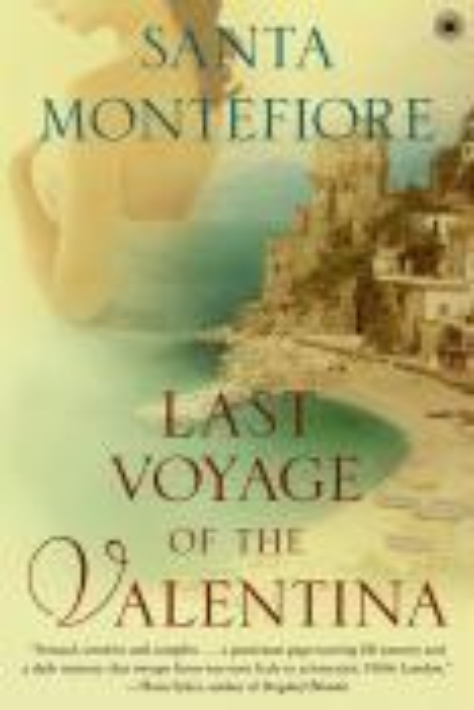 Last Voyage of the Valentina als Taschenbuch