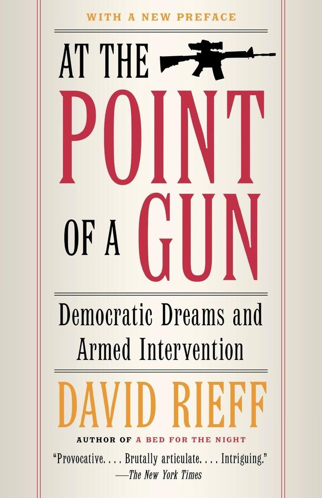 At the Point of a Gun als Buch