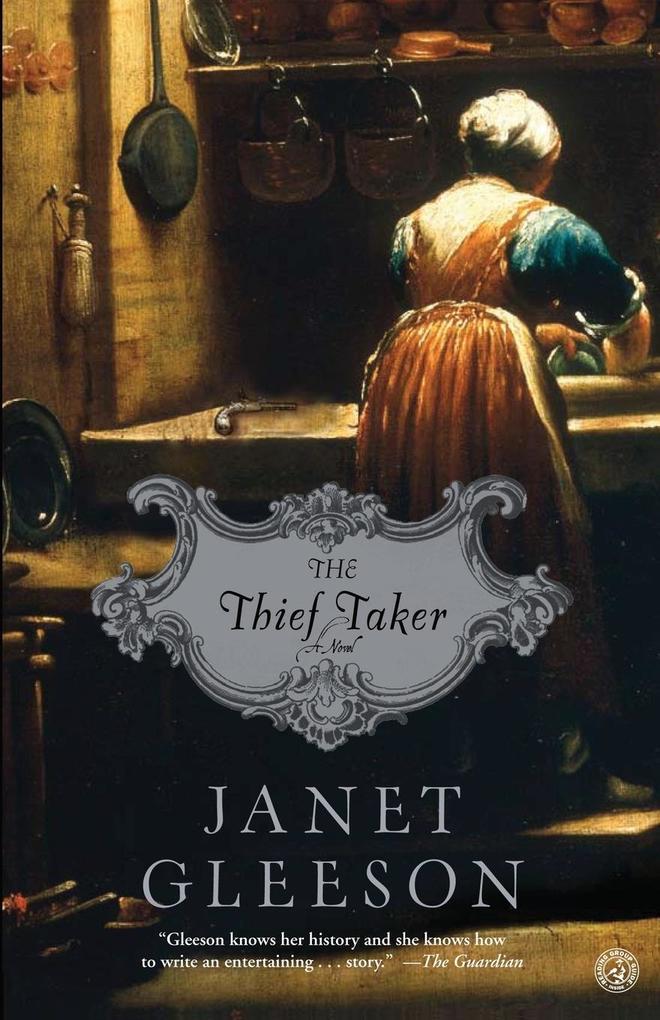 The Thief Taker als Taschenbuch