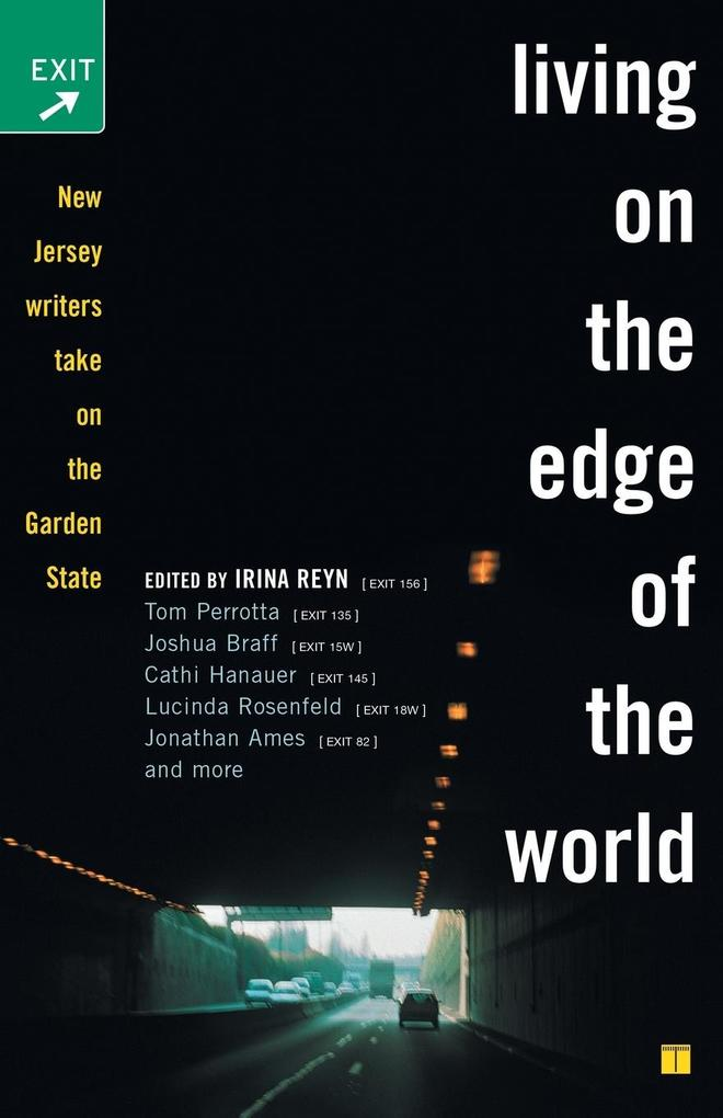 Living on the Edge of the World als Buch