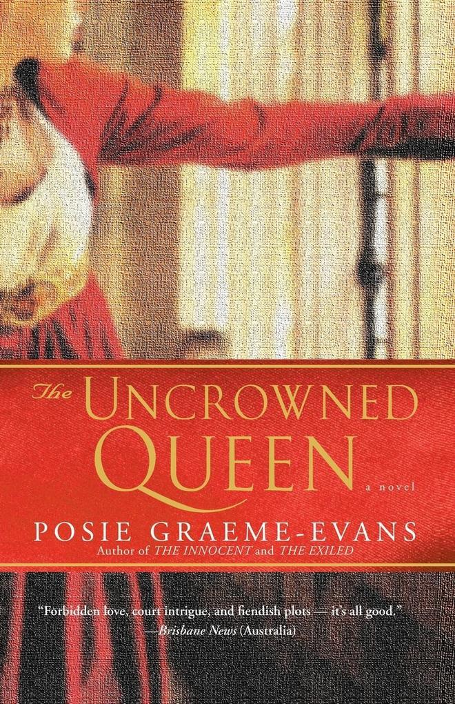 The Uncrowned Queen als Buch