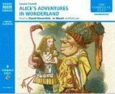 Alice in Wonderland als Hörbuch