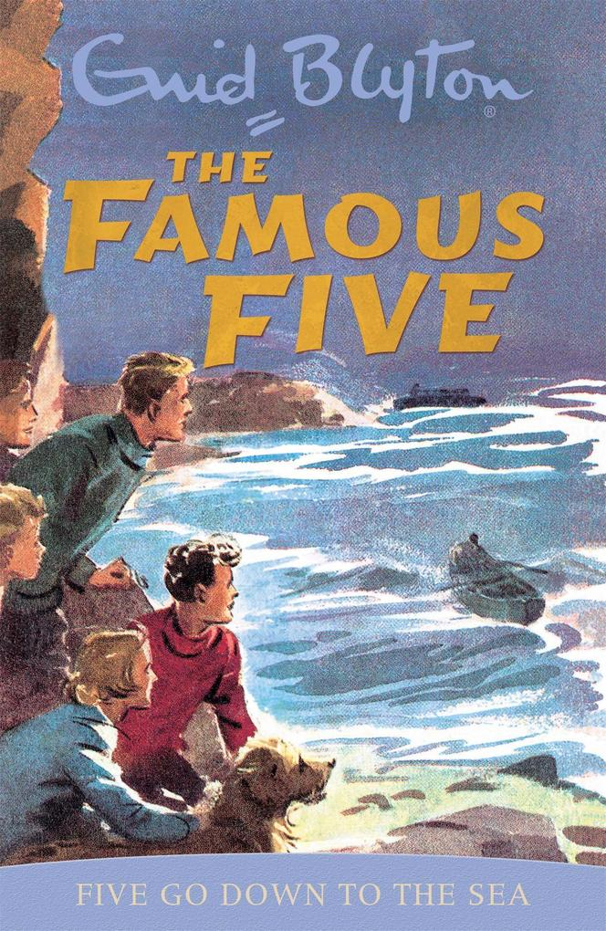 Famous Five: Five Go Down To The Sea als Taschenbuch