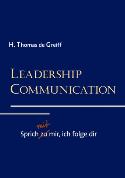 Leadership Communication als Buch