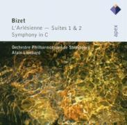 L'Arlesienne Suites/Sinfonie C-Dur als CD