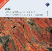 Orgelsinfonien als CD