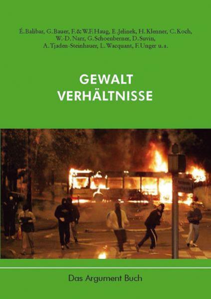 Gewaltverhältnisse als Buch
