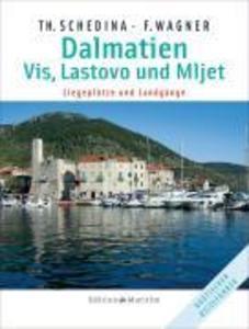 Dalmatien - Vis, Lastovo und Mljet als Buch