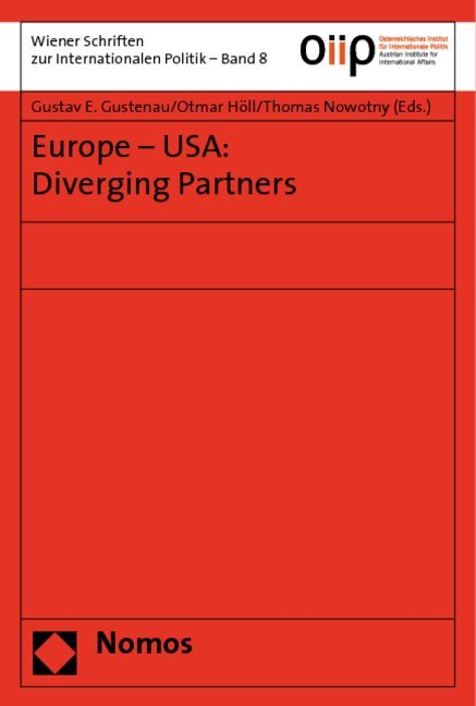 Europe - USA: Diverging Partners als Buch