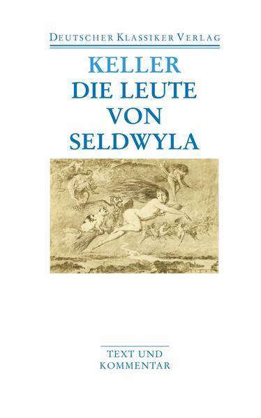 Die Leute von Seldwyla als Taschenbuch