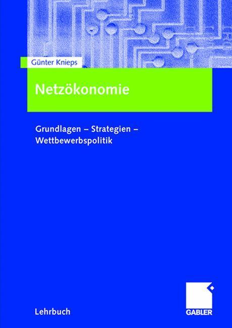 Netzökonomie als Buch