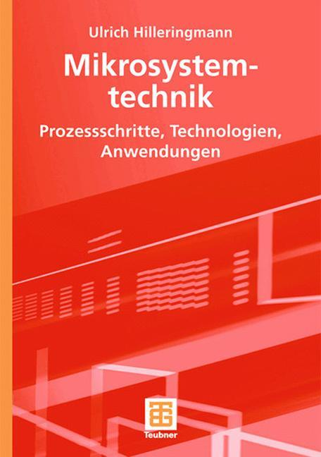 Mikrosystemtechnik als Buch