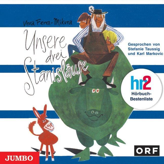 Unsere drei Stanisläuse. CD als Hörbuch