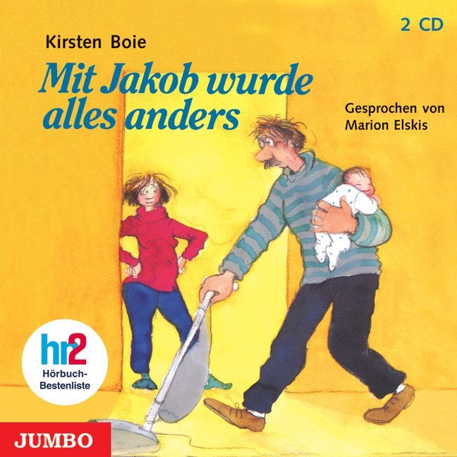 Mit Jakob wurde alles anders als Hörbuch