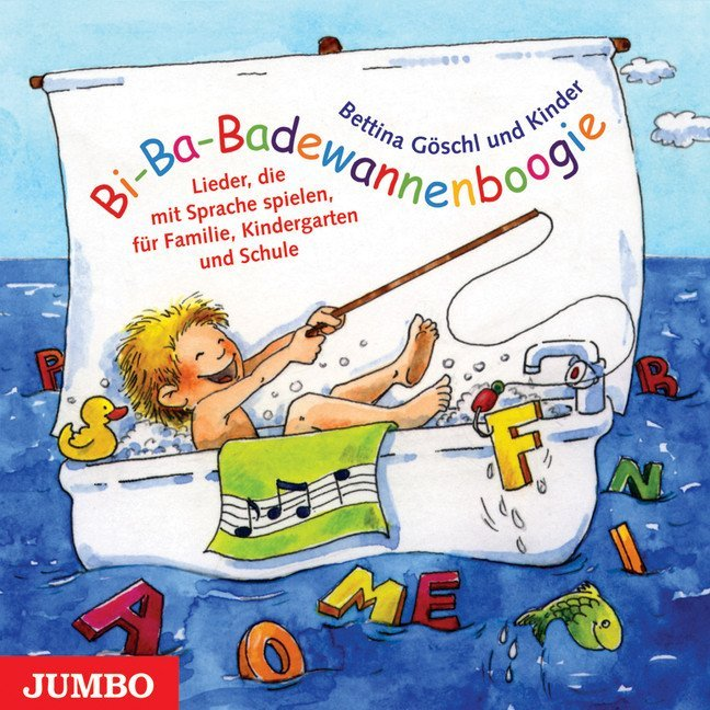 Bi-Ba-Badewannenboogie. CD als Hörbuch