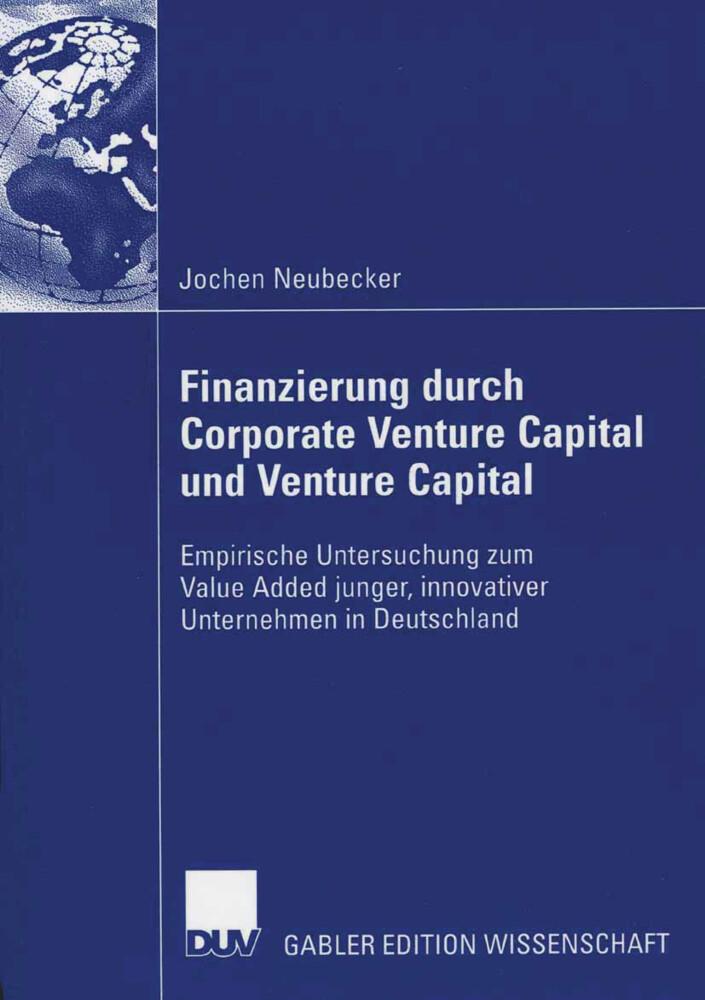 Corporate Venture Capital als Buch